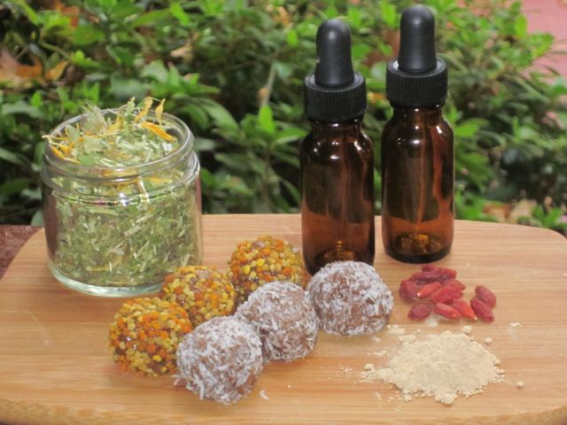 Herbal Nervines